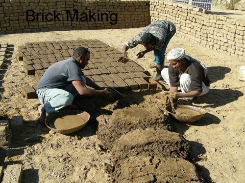 fort brickmaking