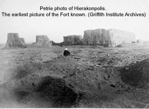 Explore the City of the Hawk (Hierakonpolis Expedition Online)